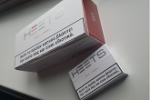 HEETS Red Label Tobacco Sticks 10 cartons