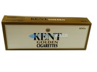 Kent Golden 100s Cigarettes 10 cartons