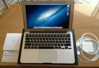 "11"" Apple MacBook Air - 128GB SSD - 4GB - 1.7GHz Intel Core i5"