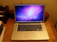 "15"" Apple MacBook Pro - 2.7GHz Quad Core i7 - 16GB - 2x 600GB SS"