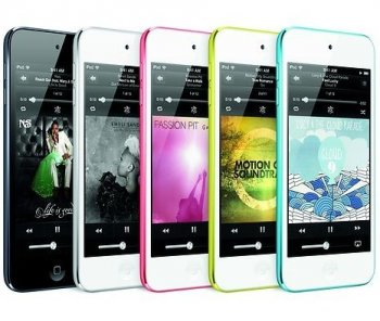 APPLE IPOD TOUCH 5TH GENERATION 64 GB (Any colours available)