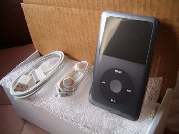 Apple iPod Classic 7th Generation 160GB Black