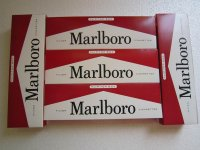 Marlboro Red Cigarettes Regular in Coupons(15 Cartons)