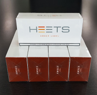 IQOS Heets Amber Label 10 cartons
