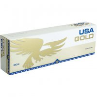 USA Gold King Box cigarettes 10 cartons