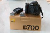 Nikon D700 Camera Body Kit Full Frame 35mm DSLR Digital SLR
