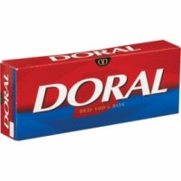 Doral Red 100's cigarettes 10 cartons