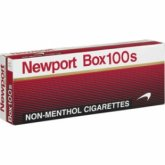 Newport Non-Menthol Red 100's Cigarettes 10 cartons