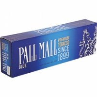 Pall Mall Blue Kings cigarettes 10 cartons