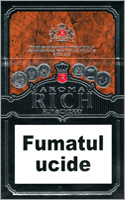 Aroma Rich Rum & Cherry Cigarettes 10 cartons