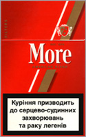 More (Filters) Cigarettes 10 cartons