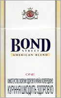 Bond One cigarettes 10 cartons