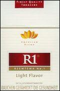 R1 Lights Flavor Cigarettes 10 cartons