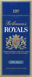Rothmans Royals 120 Cigarettes 10 cartons