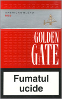 Golden Gate Red Cigarettes 10 cartons