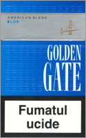 Golden Gate Blue Cigarettes 10 cartons