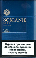 Sobranie Blue Cigarettes 10 cartons