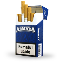 Armada Blue Cigarettes 10 cartons
