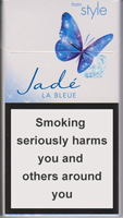 STYLE JADE SUPER SLIMS BLEUE Cigarettes 10 cartons