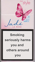 STYLE JADE SUPER SLIMS ROSE Cigarettes 10 cartons
