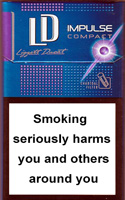LD COMPACT IMPULSE PURPLE cigarettes 10 cartons
