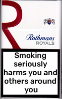 ROTHMANS ROYALS KS RED cigarettes 10 cartons