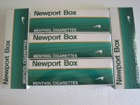 Newport Box Short Menthol Cigarettes (50 Cartons)
