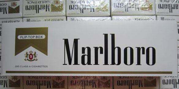 marlboro red 100s cigarettes