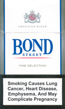Bond Super Lights (Fine Selection) Cigarettes 10 cartons