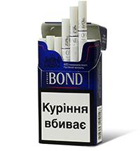 Bond Street Blue N.6 cigarettes 10 cartons