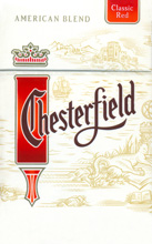 Chesterfield Red (Classic) Cigarettes 10 cartons