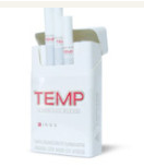 Temp FF Gold Cigarettes 10 cartons