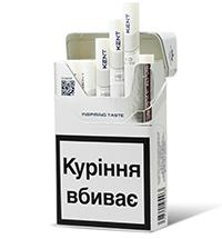 Kent HD Silver 4 Cigarettes 10 cartons