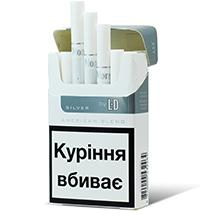 More Silver cigarettes 10 cartons