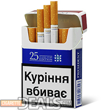 President 25 Classic Stars Edition Cigarettes 10 cartons