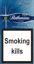 ROTHMANS DEMI CLICK CIGARETTES 10 CARTONS