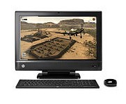 HP TOUCHSMART 610-1150XT All in one pc