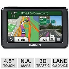 "Garmin nÜvi 2495LMT 4.3""Widescreen Automotive GPS"