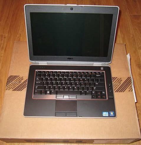 Dell Latitude E6430 laptop Dell Latitude E6430 laptop [Dell Latitude