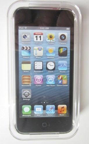 Apple iPod touch 5th Generation Black & Slate (32 GB)