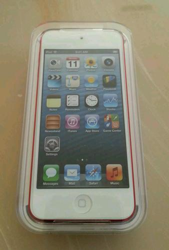 Apple iPod touch (5th Gen) 32GB *RED* MD749LL/A